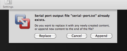 Using Serial Ports - VMware Vmware fusion serial port